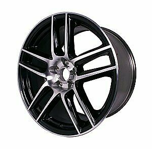 Ford Performance M1007dc199lg Mustang Boss 302s Black Front Wheel W machined Fac