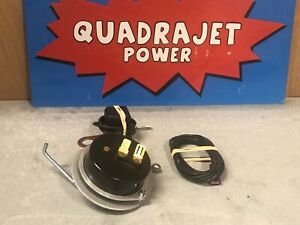 Quadrajet Electric Choke Conversion Kit Chevrolet 350 400 1971 1978
