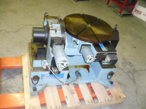 Aa Gage 4th 5th Axis Cnc Rotary Table 20 Tilting Rotary Indexer Trunnion