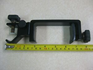 Prism Pole Claw Clamp Data Collector Bracket Cradle Assembly For Survey Prism
