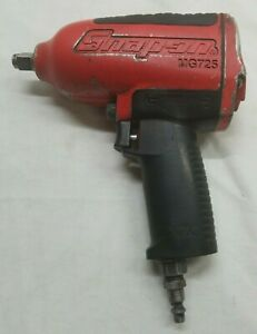 Snap on Mg725 Mg 725 Super Duty 1 2 Impact Air Pneumatic Wrench