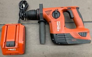 Hilti Te 4 a18 Cordless Hammer Drill 1 Battery And Charger