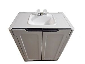Portable Sink Hand Wash Sink Self Contained Sink Hot Water Lg 20 Off