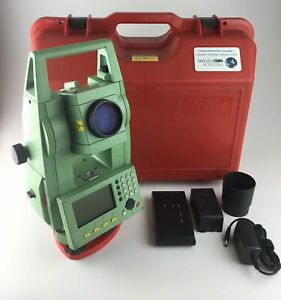 Leica Tcr802power R100 Reflectorless Total Station We Export