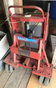 Rol a lift Moving Dollies Heavy Duty Rolalift Dolly Safe M 8 4000 Lbs Reciever