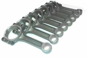 Scat 35700 3 Icr5700 Chevy Small Block 4340 I Beam Connecting Rods 5 7 Bushed