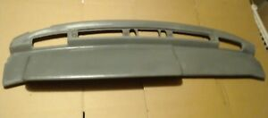 93 99 Jeep Grand Cherokee Zj Dash Pad Gray Cover Top Oem Ships Fast 4 Free