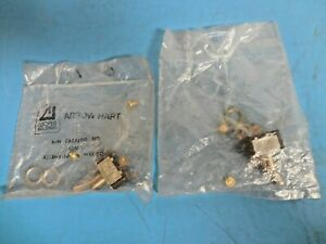 Arrow Hart 82600 Toggle Switch 125 250v 10a Spst lot Of 2
