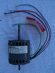 Magnetek Universal Electric 3 Speed Project Hobby Motor Usa Made