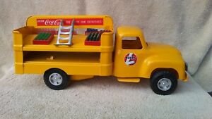 Buddy L Coke Truck