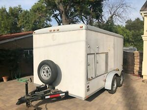 Aries Industries Sewer Inspection Equipment And Trailer