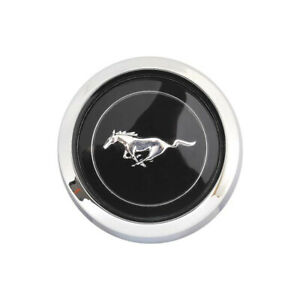1971 1973 Mustang Magnum 500 Wheel Center Cap With Black Center 44 45219 1