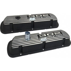 Ford Mustang Valve Covers 302 Powered By Ford 44 17133 1