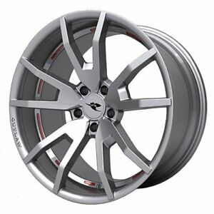 Classic Design Concepts 1511 3601 35 Outlaw Wheel 2005 14 Ford Mustang Rear Pla