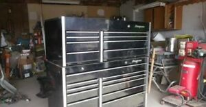 Snap On Tool Box With Cover