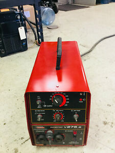 Lincoln Invertec V275 Stick And Tig Welder K2269