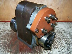Old American Bosch Du4 Tractor Magneto Car Truck Hit Miss Engine Steam Ccw Hot