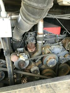 07 Cummins Ism 10 8 Diesel 500hp Engine Complete Allison Transmission Newmar 22k