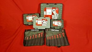 new Craftsman Hand Tools Lot Of Six Separate Sets