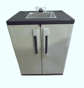 Self Contained Sink Mobile Sink Portable Handwash Sink With Hot Water Blg
