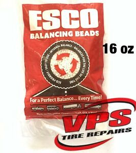 Balancing Beads Car truck Tire 16 Ounce Bag