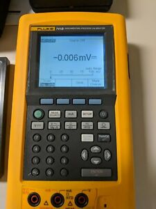 Fluke 741b Documenting Process Calibrator Nist Calibrated