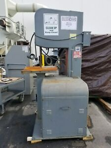 20 Thrt 13 H Doall 2013 v Vertical Band Saw