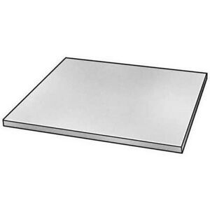 Stainless Steel Plate Stock 6 X 6 X 1 4 Thick Unpolished 304 304l Sheet