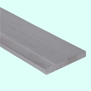 Stainless Steel Flat Bar Stock 3 16 X 2 X 6 Ft Rectangular 304 Mill Finish