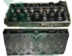 Perkins 4 236 4 248 Forklift Jcb Backhoe Massey Tractor Loader Cylinder Head