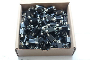 Switchcraft 112ax Solder Lug Jacks Includes Washers And Nuts Motm Box Of 100