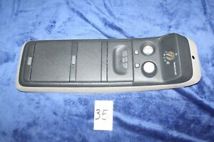 95 99 Chevy Suburban Overhead Console W Rear Climate Control Homelink Gray