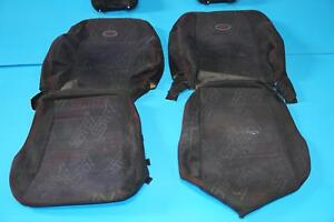 Jdm Subaru Forester Sti Sf5 Front Seat Top Bottom Covers Only 1998 2002