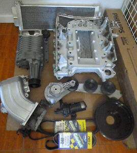 Ford F150 F250 Expedition 5 4 2v Lightning Conversion Swap Supercharger