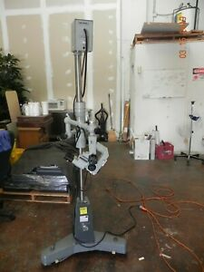 Carl Zeiss Opmi 1 Surgical Ent Microscope With Stand