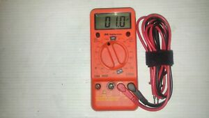 Meterman Cr50_capacitance And Resistance Tester