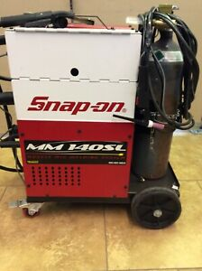 Snap on Welder Mm140sl musle Mig Wire Feed New