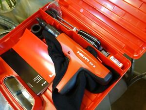Hilti Semi automatic Powder Actuated Tool Dx 2 2084262 Fastening Gun Dx2 Fasten