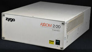 Zygo 6191 0293 04 Axiom 2 20 Laser Optical System Modular 3 axis Controller
