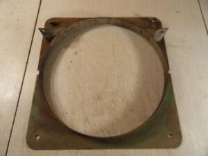 John Deere Unstyled B Radiator Fan Shroud Part Number Ab229r