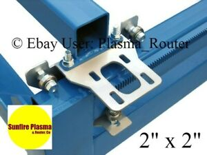 Cnc Carriages For Plasma Router Table Cnc Gantry Kit For Nema 23 Steppers 2x2