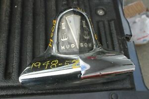 1948 1949 Hudson Grille Center Grill S
