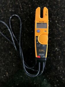 Fluke T5 1000 Voltage Continuity And Current Tester 1000v