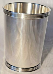 Sterling Manchester Mint Julep Cup No 3759 No Mono Mint Condition