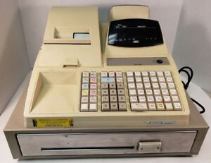 Toshiba Tec Ma 1350 Electronic Cash Register As Is Powers On Read 1