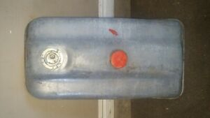 Early 60 s Ford 671 Select o speed Tractor Diesel Fuel Tank