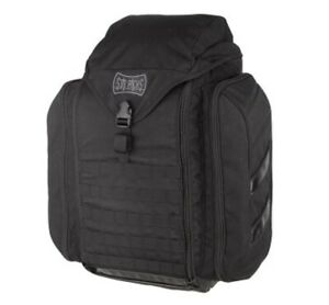 Stealth Tactical Statpacks First Responder Medic Backpack Black