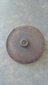 22 Cast Iron Closing Wheels Kinze John Deere Corn Soybeans Planter
