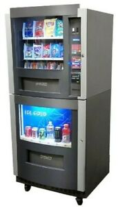 Combo Vending Machine For Sale