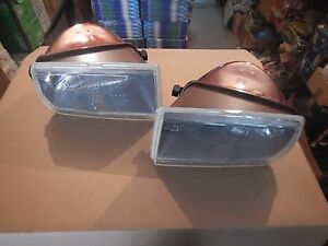 Renault 20 Headlights Set Complete Left Right Side 480225 480226